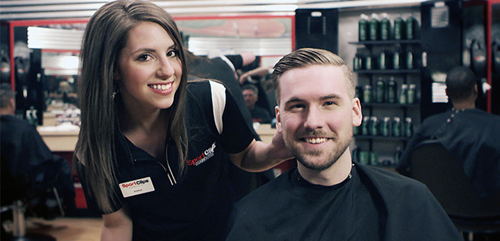Sport Clips Haircuts of Marion Haircuts